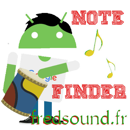 Note Finder Accordeur Android