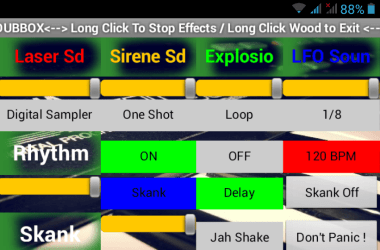 Dub Box Groovebox Android
