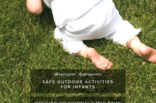 Six Safe Outdoor Activities For Infants That Work Even With Mouthy Babies!