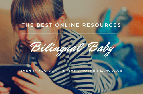 The best online resources to use to introduce Spanish or French to your home, especially helpful for babies and parents who don't speak another language