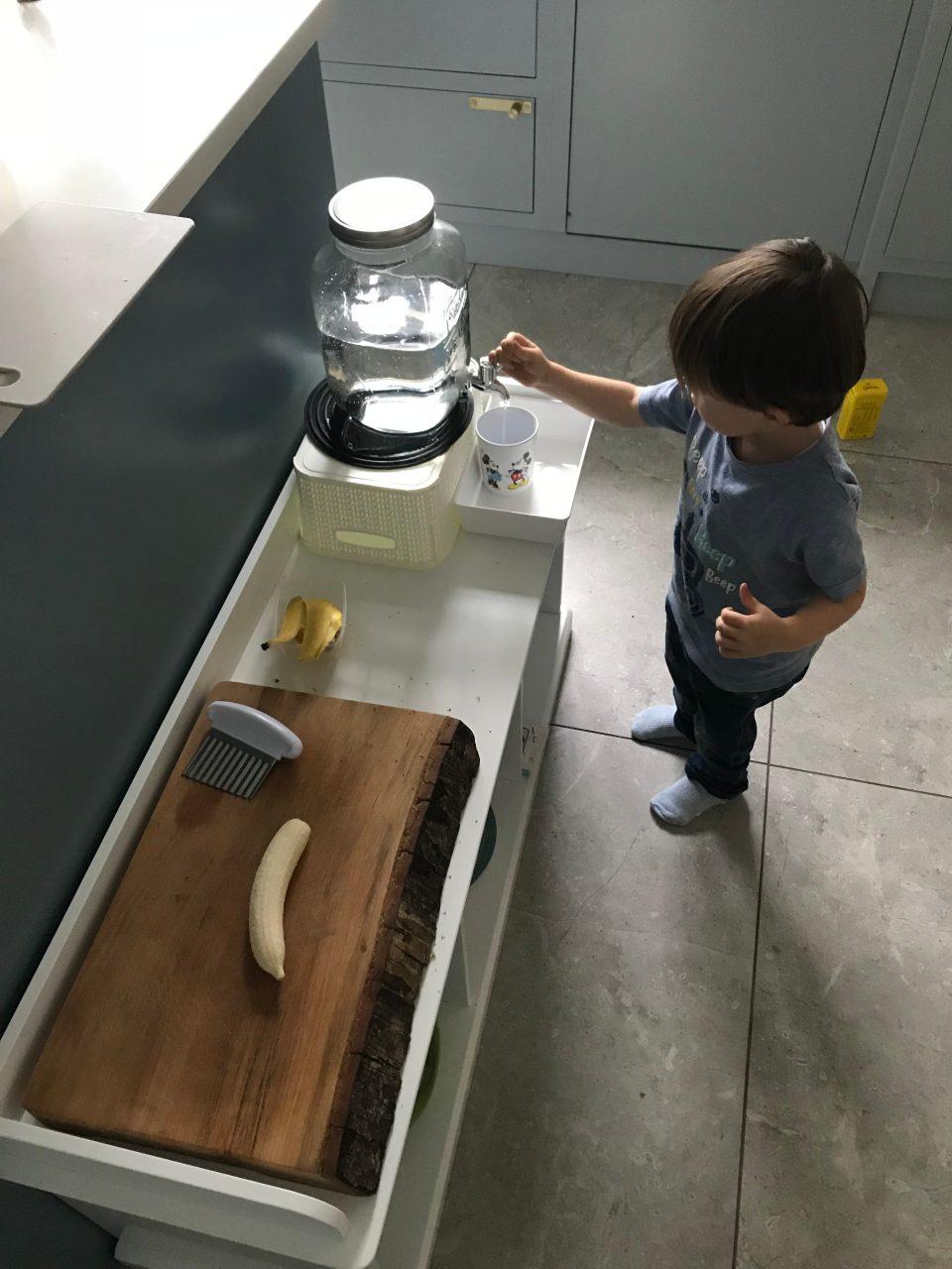 Montessori Water Station