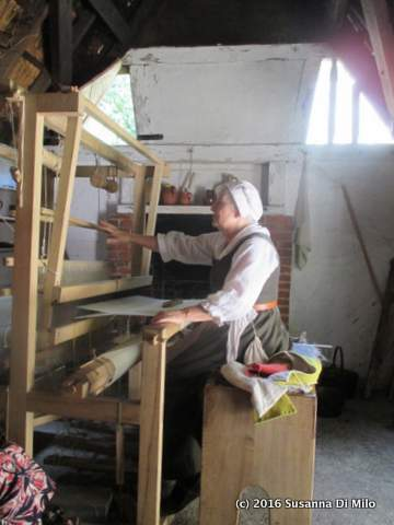 Loom 16century Little Wooham