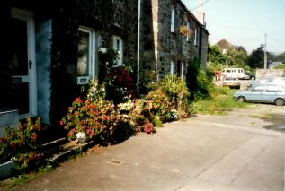 fred yates cottage lostwithiel photo by fred yates