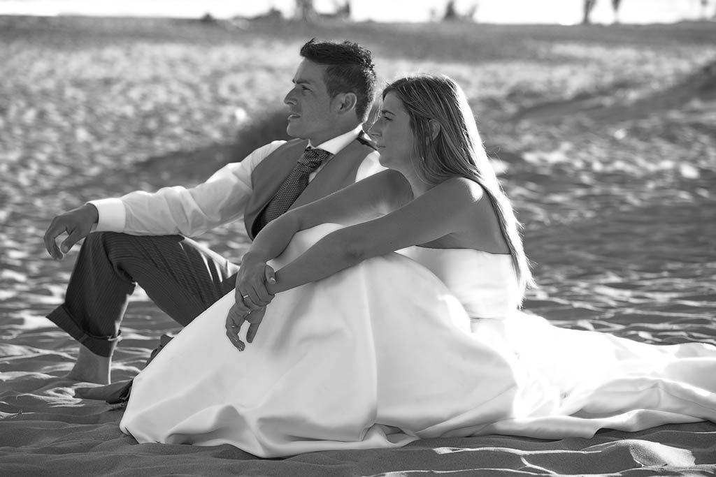 Wedding destination photographer La Manga