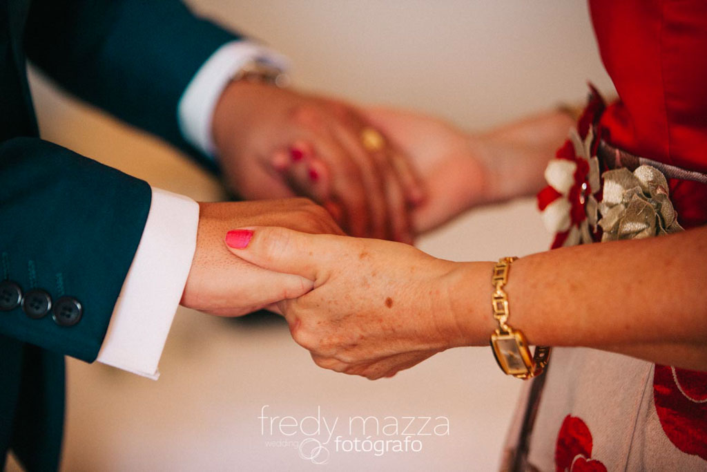 Wedding photographer in La Manga Club