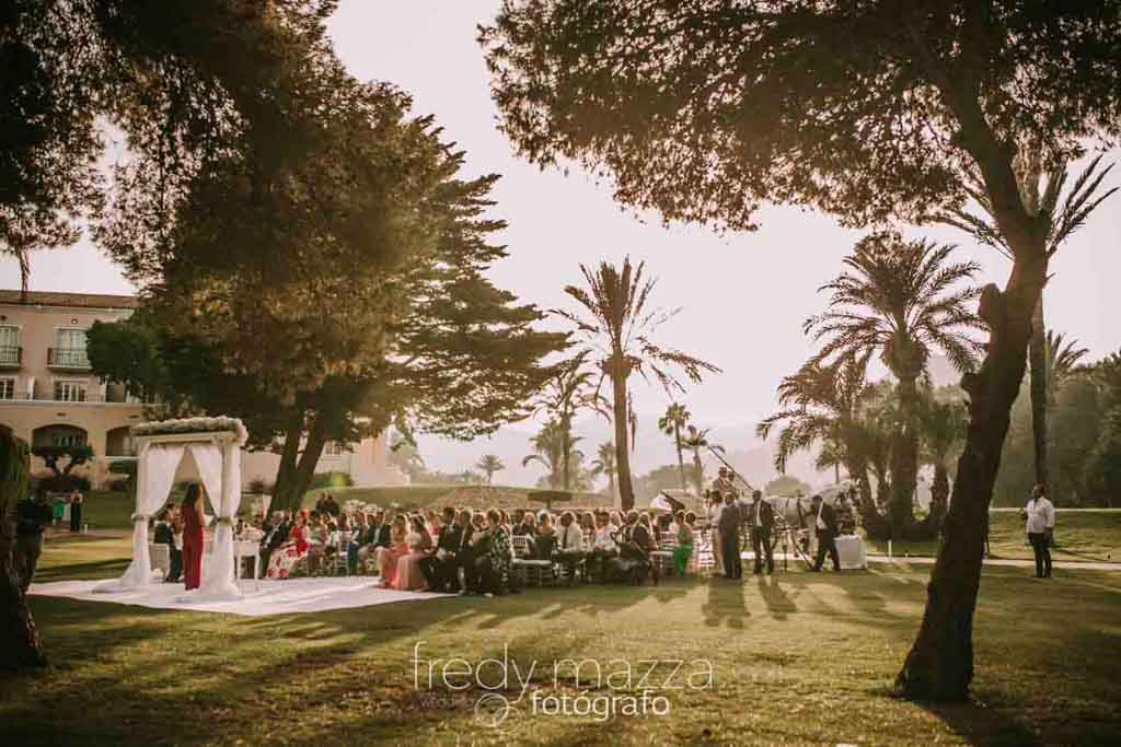 Wedding photographer La Manga Club