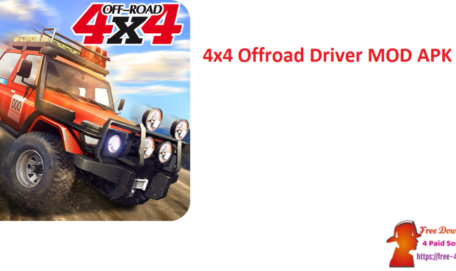 4×4 Offroad Driver 2021 1.2.4 MOD APK [Updated]