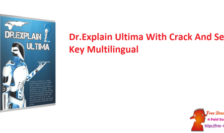 Dr.Explain Ultima With Crack And Serial Key Multilingual