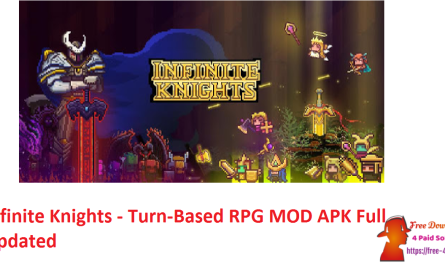 Infinite Knights - Turn-Based RPG MOD APK Full Updated