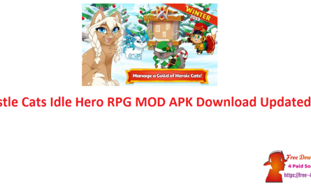 Castle Cats Idle Hero RPG MOD APK Download Updated