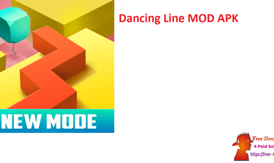 Dancing Line 2.7.3 MOD APK Free Game [Updated]