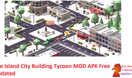 Idle Island City Building Tycoon MOD APK Free Updated