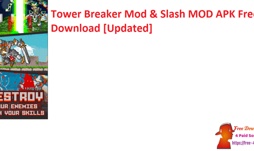 Tower Breaker Mod & Slash 1.40.3 MOD APK Free Download [Updated]