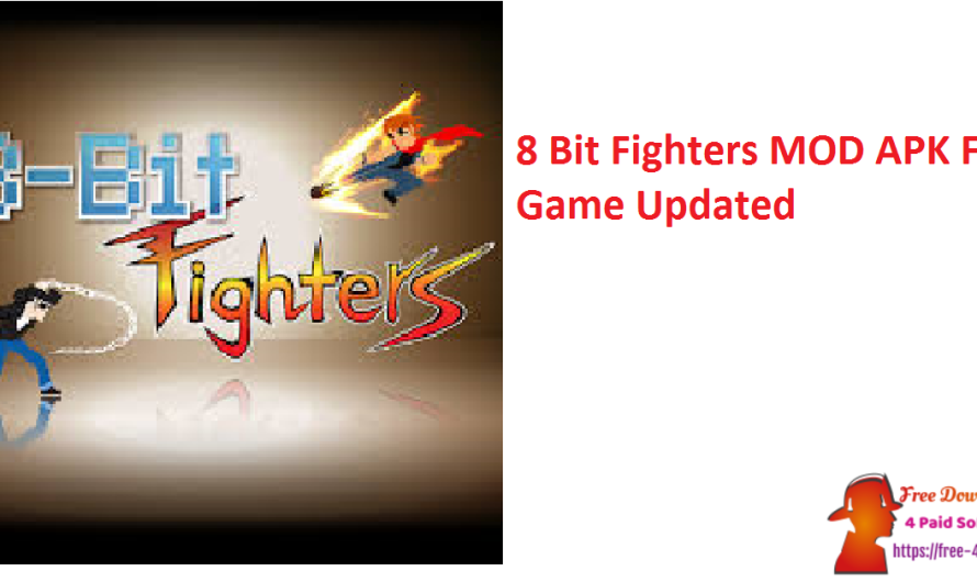 8 Bit Fighters Ver. 1.3.4 MOD APK Free Game [Updated]
