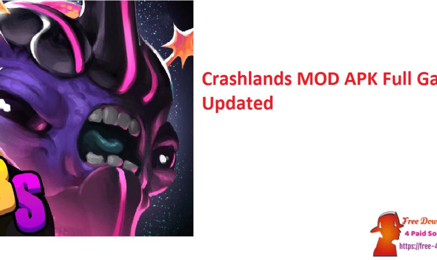 Crashlands 100.0.63 Crack MOD APK Full Game [Updated]