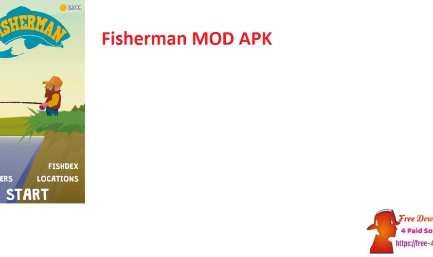 Fisherman 1.2.6 MOD APK Free Game [Updated]