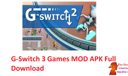 G-Switch 3 Games MOD APK Full Download