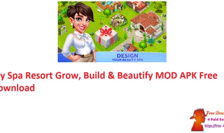 My Spa Resort Grow, Build & Beautify MOD APK Free Download