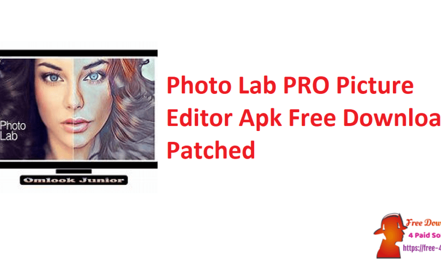 Photo Lab PRO Picture Editor V3.9.6 Apk Free Download Patched