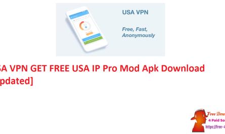 USA VPN GET FREE USA IP Pro Mod Apk Download [Updated]