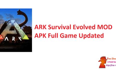 ARK Survival Evolved MOD APK Full Game Updated