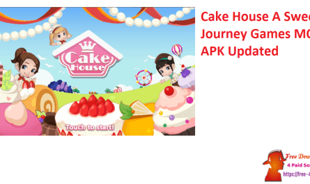 Cake House A Sweet Journey Games MOD APK Updated