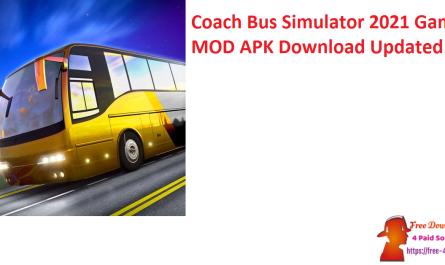 Coach Bus Simulator 2021 Games MOD APK Download Updated