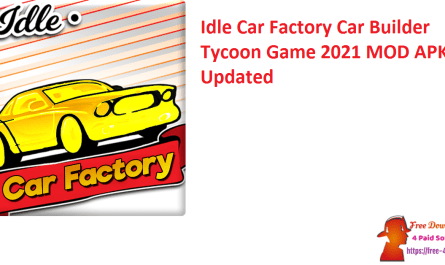 Idle Car Factory Car Builder Tycoon Game 2021 MOD APK Updated