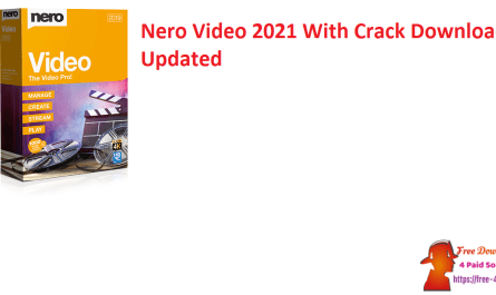 Nero Video 2021 With Crack Download Updated