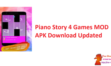 Piano Story 4 Games MOD APK Download Updated