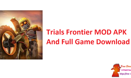 Trials Frontier MOD APK And Full Game Download