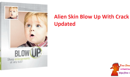 Alien Skin Blow Up With Crack Full Updated