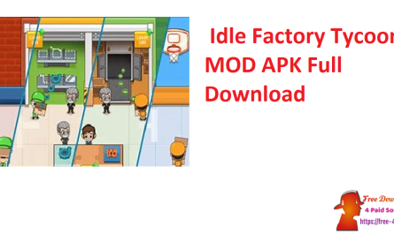 Idle Factory Tycoon MOD APK Full Download
