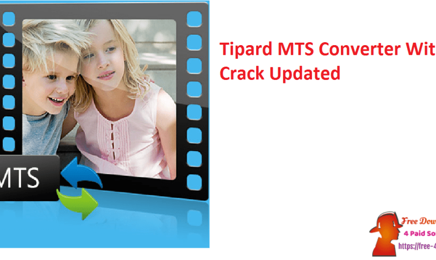 Tipard MTS Converter 7.1.62 With Crack [Updated]
