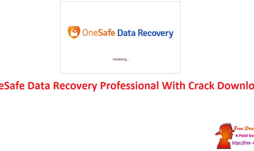 OneSafe Data Recovery Professional 9.0.0.4 Crack Download