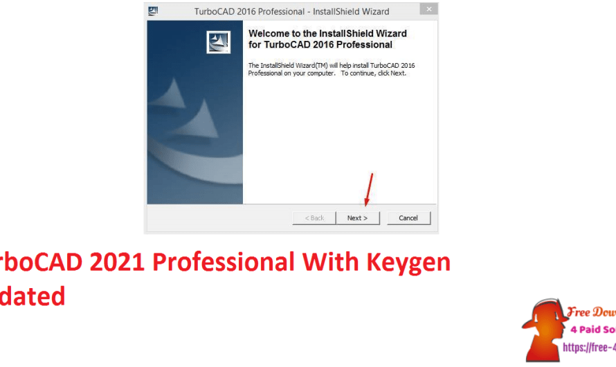 TurboCAD 2021 Professional 26.0.37.4 With Keygen (x86/x64) [Updated]