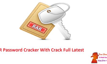 RAR Password Cracker With Crack Full Latest