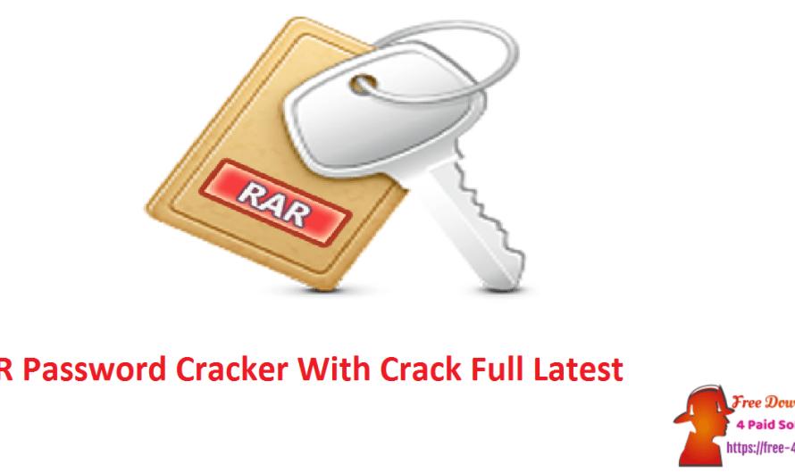 RAR Password Cracker 5.0 With Crack Full [Latest]