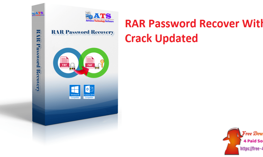 RAR Password Recover 5.0.0.0 With Crack [Updated]