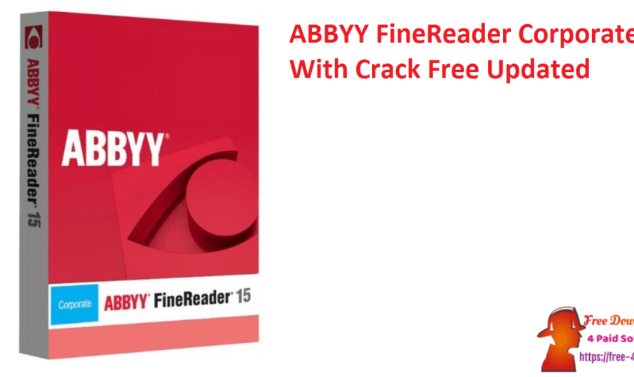 ABBYY FineReader Corporate 15.2.118 With Crack Free [Updated]
