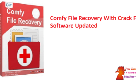Comfy File Recovery With Crack Full Software Updated