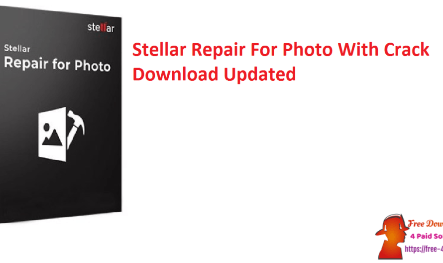 Stellar Repair For Photo 7.0.0.2 With Crack Download [Updated]