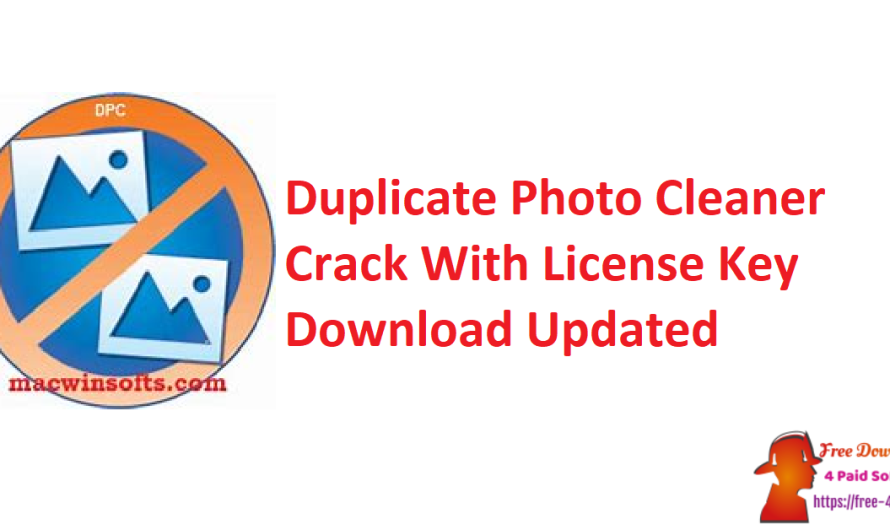 Duplicate Photo Cleaner  5.21.0.1278 Crack + License Key Download [Updated]