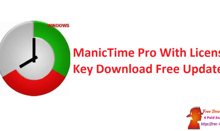 ManicTime Pro With License Key Download Free Updated