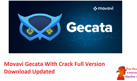 Movavi Gecata With Crack Full Version Download Updated