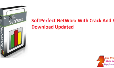 SoftPerfect NetWorx With Crack And Full Download Updated