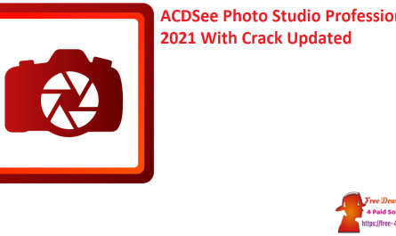 ACDSee Photo Studio Professional 2021 With Crack Updated