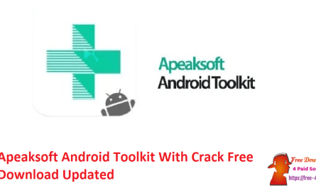 Apeaksoft Android Toolkit With Crack Free Download Updated