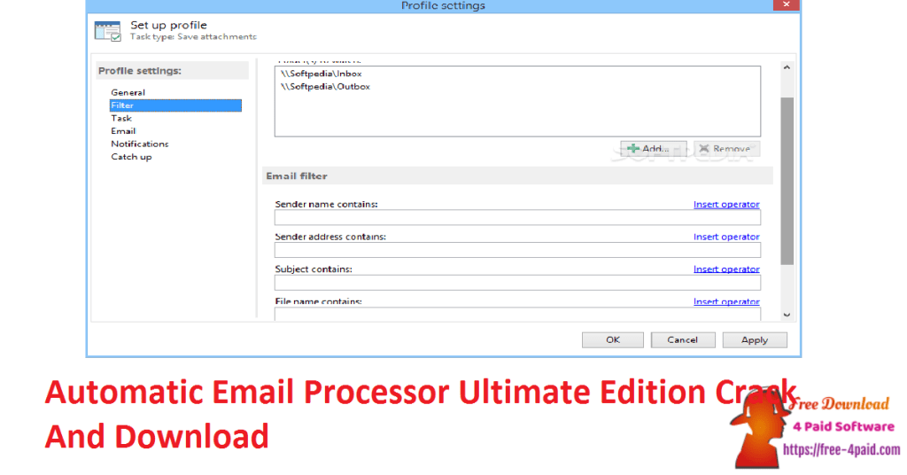 Automatic Email Processor Ultimate Edition Crack And Download