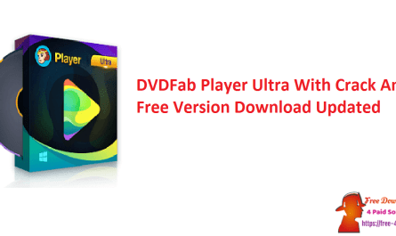 DVDFab Player Ultra With Crack And Free Version Download Updated